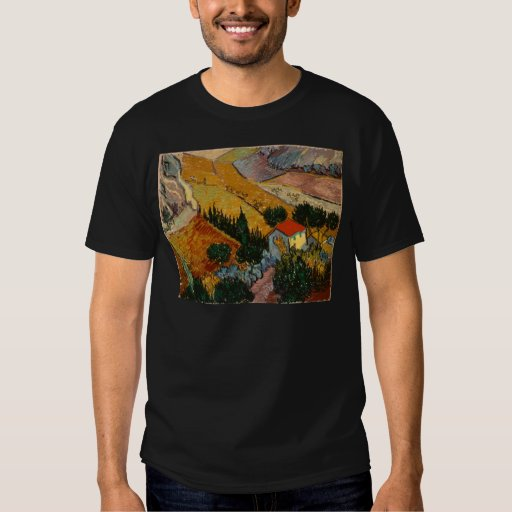 Landscape with House and Plough Shirts
