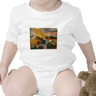 Landscape with House and Plough T-shirts