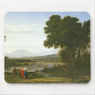 Landscape with Jacob, Laban, and Laban's Mouse Pad