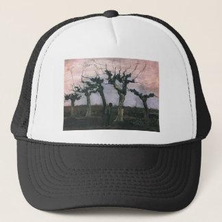 Landscape with Pollard Willows Trucker Hat