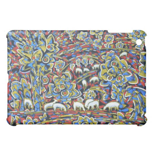 Landscape with Sheeps Speck Case iPad Mini Cases
