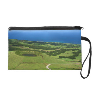 Landscape with small crater wristlets