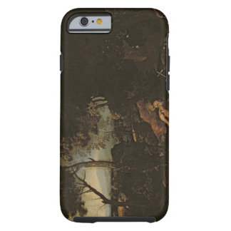 Landscape with St. Jerome Tough iPhone 6 Case