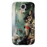Landscape with the Fall of Icarus - 1558 Samsung Galaxy S4 Cases