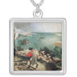 Landscape with the Fall of Icarus - 1558 Custom Necklace