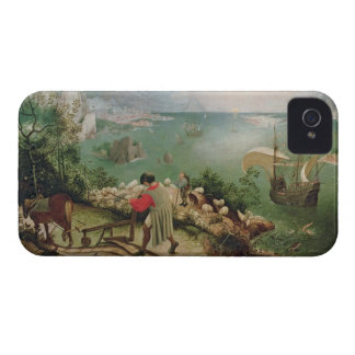 Landscape with the Fall of Icarus, c.1555 Case-Mate iPhone 4 Case