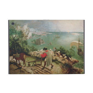 Landscape with the Fall of Icarus, c.1555 Cover For iPad Mini