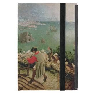 Landscape with the Fall of Icarus, c.1555 iPad Mini Case