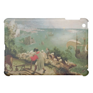 Landscape with the Fall of Icarus, c.1555 iPad Mini Cases