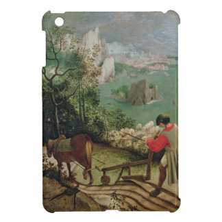 Landscape with the Fall of Icarus, c.1555 iPad Mini Cover
