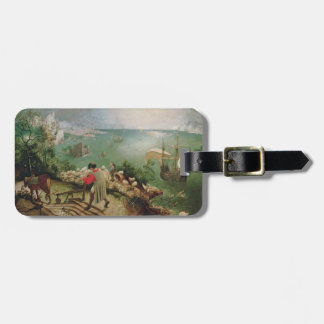 Landscape with the Fall of Icarus, c.1555 Luggage Tag