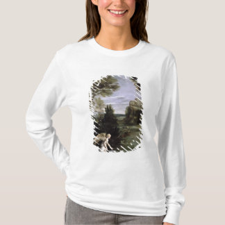 Landscape with Tobias laying hold of the Fish T-Shirt