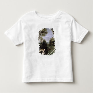 Landscape with Tobias laying hold of the Fish Toddler T-shirt