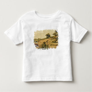 Landscape with Train, 1854 (w/c and pencil on pape Toddler T-shirt