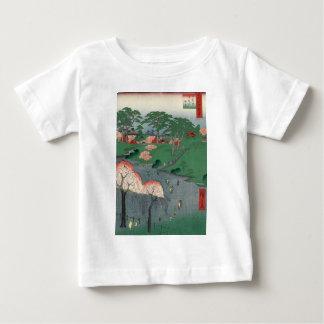 Landscaped garden of Higure village temple Baby T-Shirt