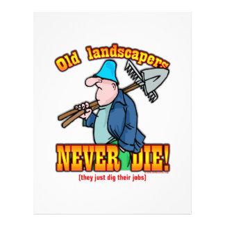 Landscapers Flyer