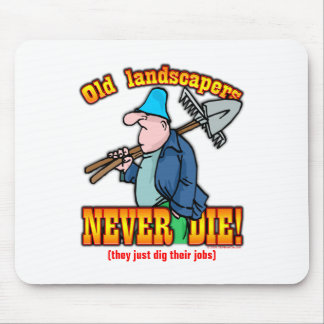 Landscapers Mouse Pad