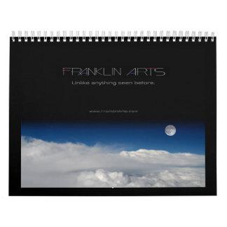 Landscapes 2011 wall calendars