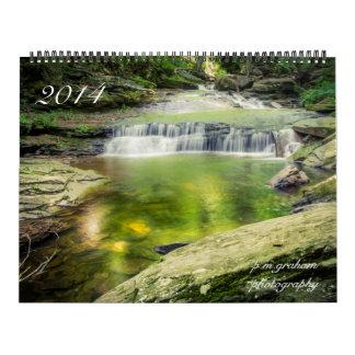Landscapes 2014 calendar