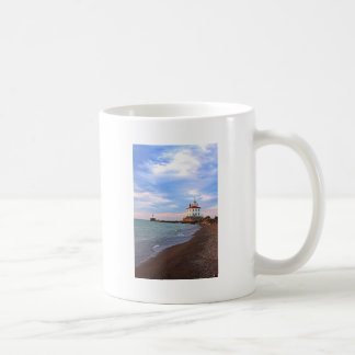 Landscapes and Lighhouses - Calm Before the Storm Coffee Mug