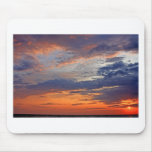 Landscapes and Lighthouses - Lake Erie Sunset Mousepads