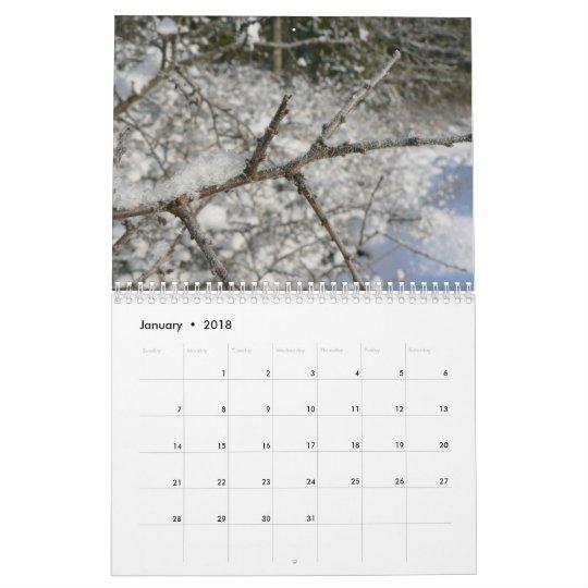 Landscapes & Nature Calendar