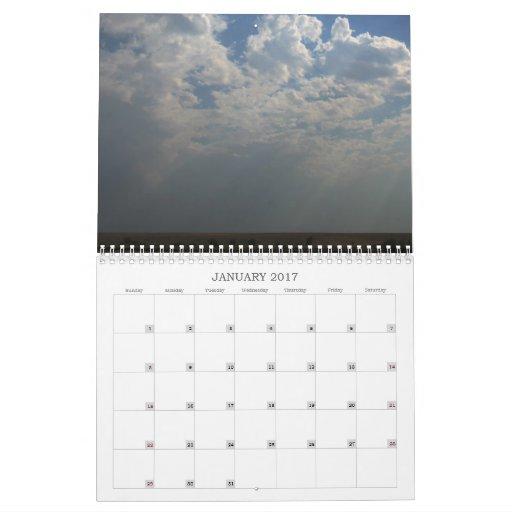 Landscapes. Photography by Bob Hole Jr Calendar