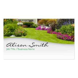 Landscaping Double-Sided Standard Business Cards (Pack Of 100)
