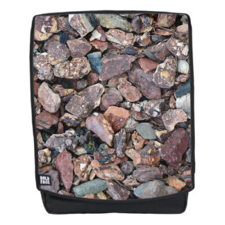 Landscaping Lava Rock Rubble and Stones Backpack