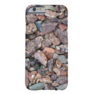 Landscaping Lava Rock Rubble and Stones Barely There iPhone 6 Case