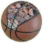 Landscaping Lava Rock Rubble and Stones Basketball