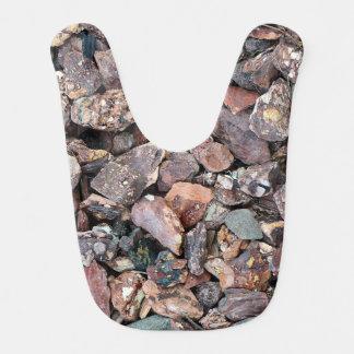 Landscaping Lava Rock Rubble and Stones Bib