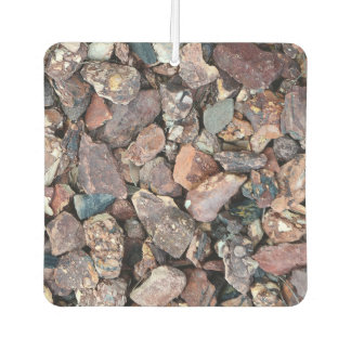 Landscaping Lava Rock Rubble and Stones Car Air Freshener
