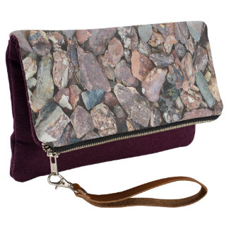 Landscaping Lava Rock Rubble and Stones Clutch