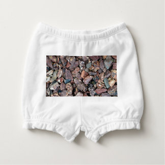 Landscaping Lava Rock Rubble and Stones Diaper Cover