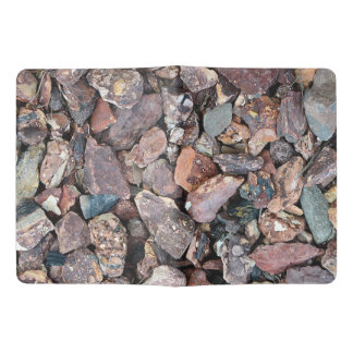 Landscaping Lava Rock Rubble and Stones Extra Large Moleskine Notebook