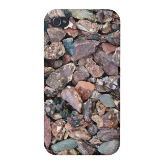 Landscaping Lava Rock Rubble and Stones iPhone 4/4S Cover