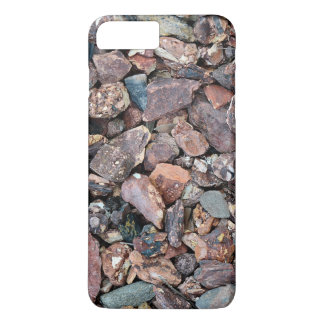 Landscaping Lava Rock Rubble and Stones iPhone 8 Plus/7 Plus Case