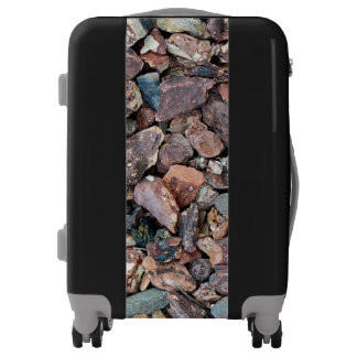 Landscaping Lava Rock Rubble and Stones Luggage