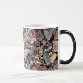 Landscaping Lava Rock Rubble and Stones Magic Mug