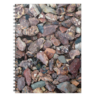 Landscaping Lava Rock Rubble and Stones Notebook