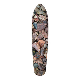 Landscaping Lava Rock Rubble and Stones Skateboard Deck