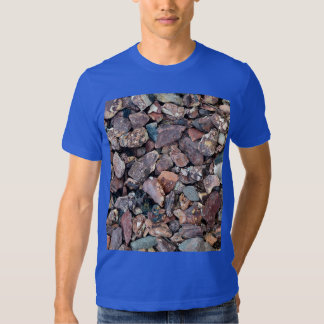 Landscaping Lava Rock Rubble and Stones T Shirt