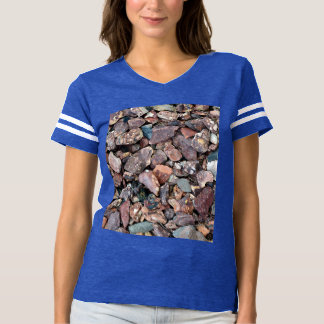 Landscaping Lava Rock Rubble and Stones T-shirt