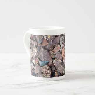 Landscaping Lava Rock Rubble and Stones Tea Cup