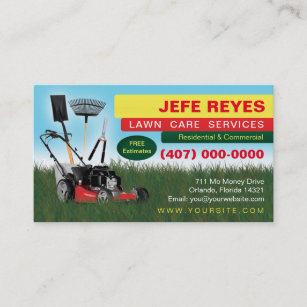 Lawn care business cards 600 lawn care business card templates landscaping lawn care mower business card template friedricerecipe