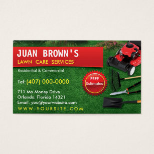 Lawn care business cards 600 lawn care business card templates landscaping lawn care mower business card template colourmoves Gallery