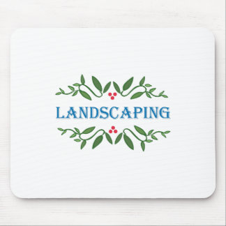 LANDSCAPING MOUSEPADS