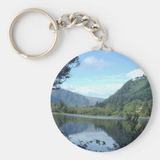 Landschaft, Glendalough Llavero Personalizado