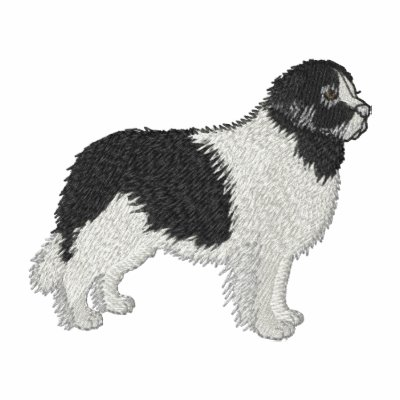 Landseer Embroidered Hoody